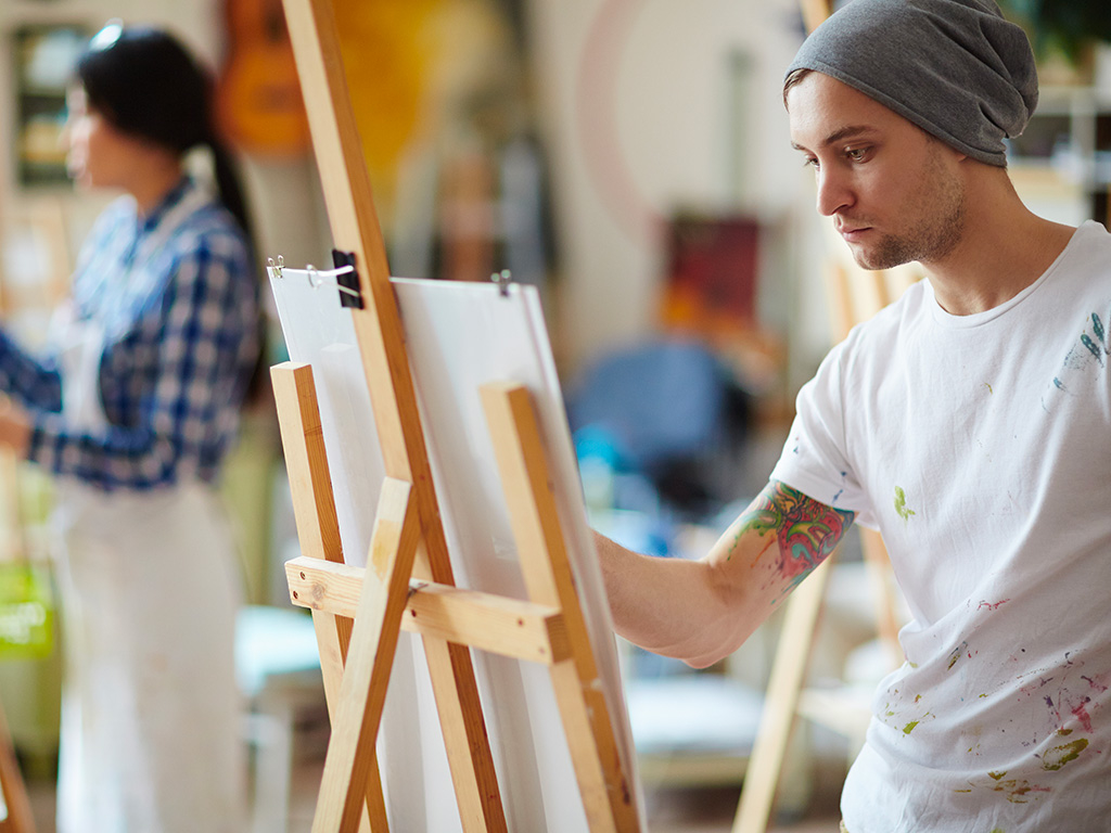 ART AND CRAFT COURSES