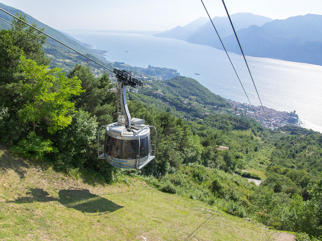 MONTEBALDO CABLE CAR