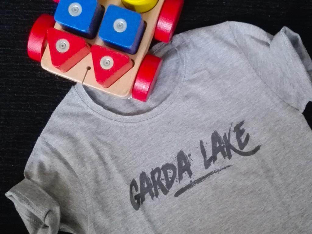 Garda Lake Child T-shirt